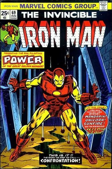 Iron Man (1968) 69-A by Marvel