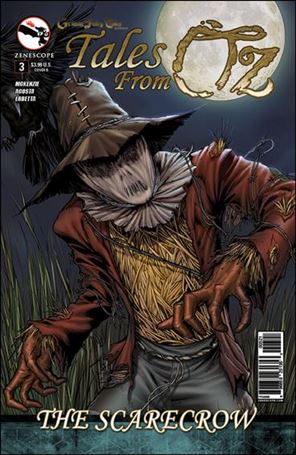 Grimm Fairy Tales Presents Tales From Oz 3-B