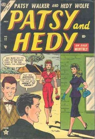 Patsy and Hedy 17-A