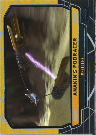 Star Wars Galactic Files (Base Set) 243-A by Topps