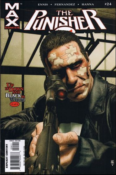 Punisher (2004) 24-A by Max