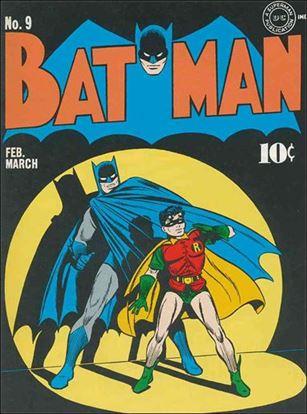 Batman (1940) 9-A