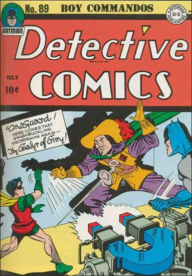 Detective Comics (1937) 89-A by DC
