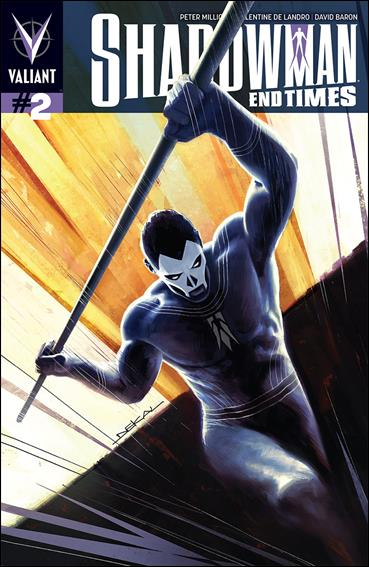 Shadowman: End Times 2-A by Valiant Entertainment