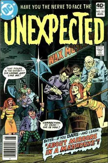 Unexpected (1968) 201-A by DC
