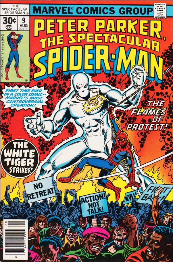 Spectacular Spider-Man (1976) 9-A by Marvel