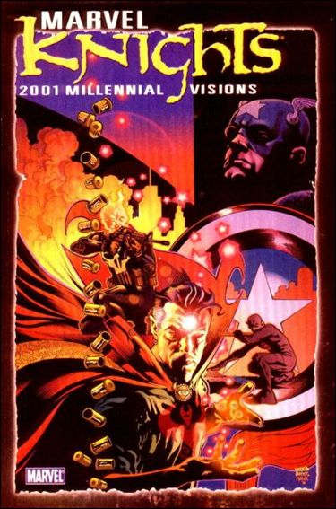 Marvel Knights: Millennial Visions 1-A by Marvel