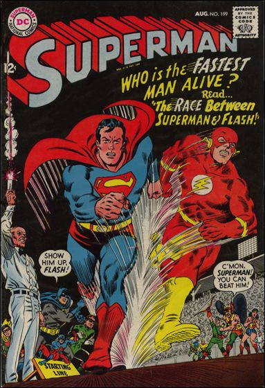 Superman (1939) 199-A by DC