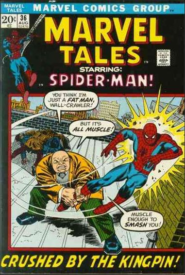 Marvel Tales (1966) 36-A by Marvel