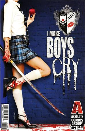 I Make Boys Cry 1-A