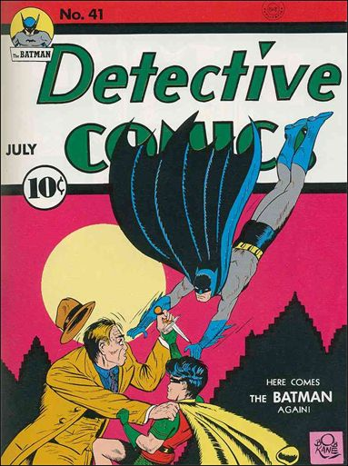 Detective Comics (1937) 41-A by DC
