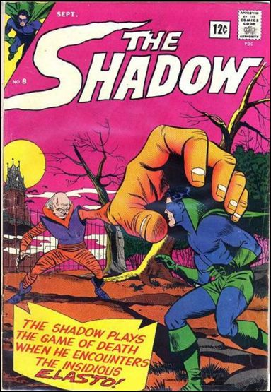 Shadow (1964) 8-A by Radio