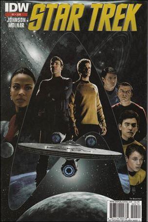 Star Trek (2011) 1-H