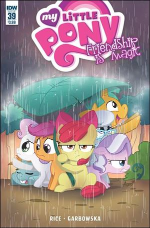 My Little Pony: Friendship is Magic 39-A