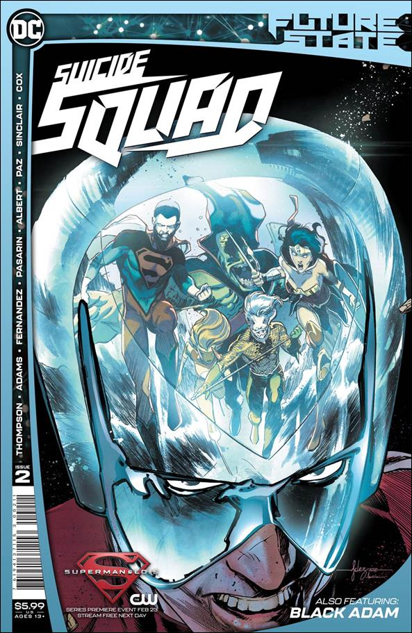 Future State: Suicide Squad 2-A by DC