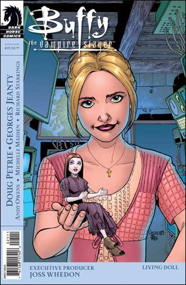 Buffy the Vampire Slayer Season Eight 25-B by Dark Horse