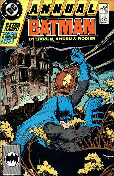 Batman Annual (1961) 12-A by DC