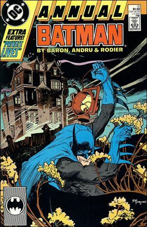 Batman Annual (1961) 12-A