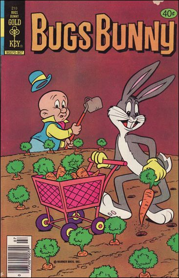 Bugs Bunny (1962) 210-A by Gold Key