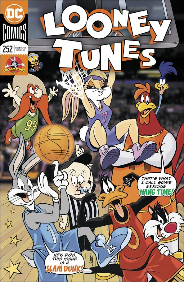 Looney Tunes (1994) 252-A by DC