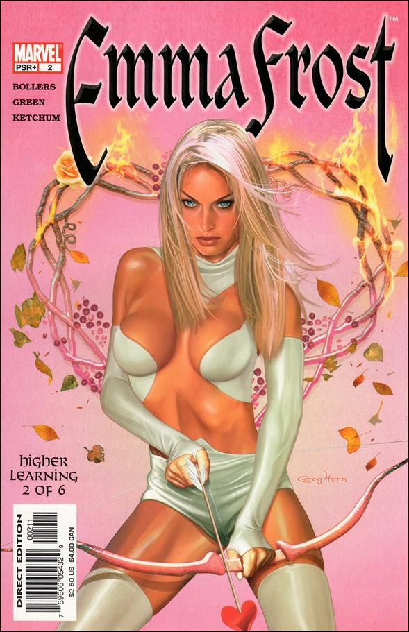 Emma Frost 2-A by Marvel