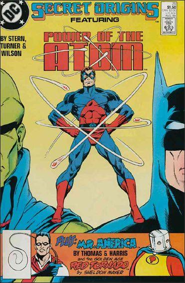 Secret Origins (1986) 29-A by DC