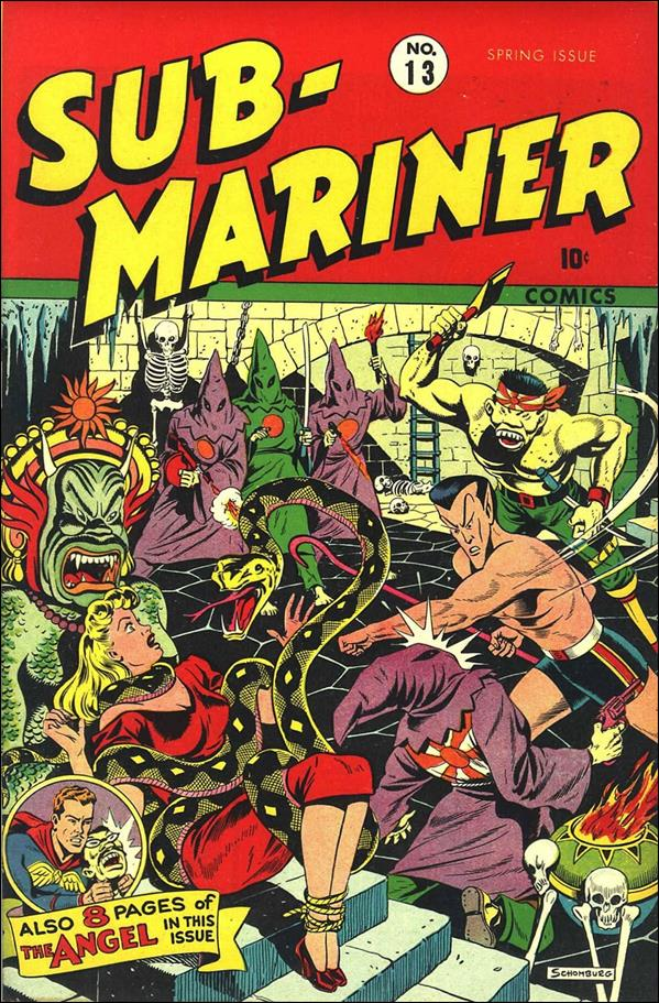 Sub-Mariner (1941) 13-A by Atlas