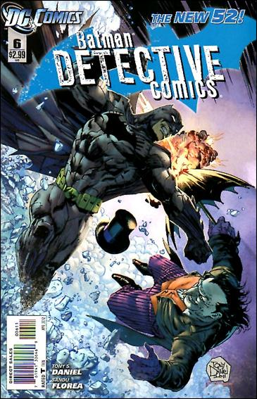 Detective Comics (2011) 6-A by DC