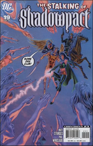 Shadowpact 19-A by DC