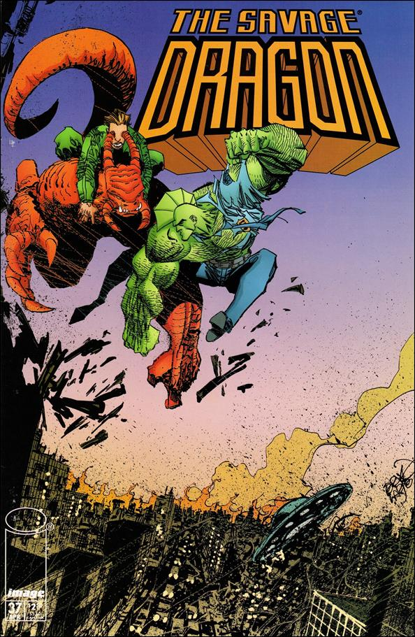 Savage Dragon (1993) 37-A by Image