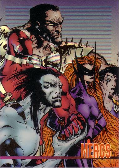 WildStorm: Set 1 (Holochrome Subset) C9-A by WildStorm
