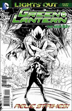 Green Lantern (2011) 24-D