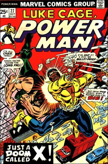 Power Man 27-A by Marvel