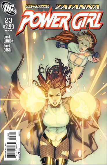 Power Girl (2009) 23-A by DC