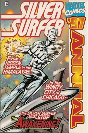 Silver Surfer Annual 1997-A