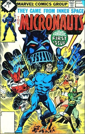Micronauts (1979) 1-B by Marvel