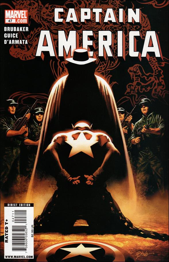 Captain America (2005) 47-A by Marvel