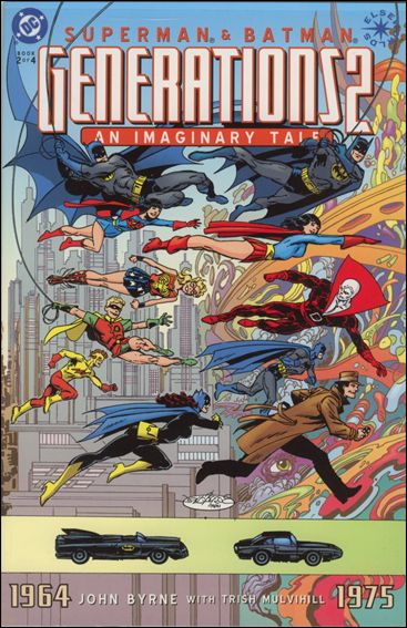 Superman & Batman: Generations II 2-A by DC