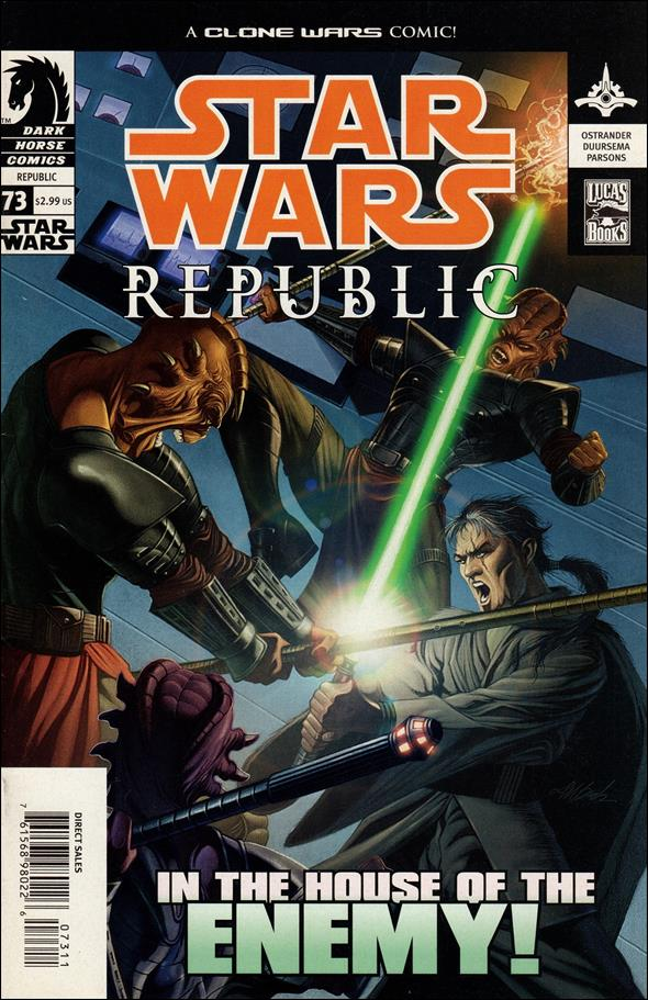 Star Wars/Star Wars Republic 73-A by Dark Horse