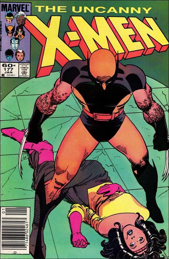 Uncanny X-Men (1981) 177-A by Marvel
