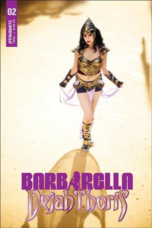 Barbarella / Dejah Thoris 2-E