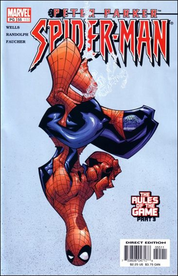 Peter Parker: Spider-Man 55-A by Marvel