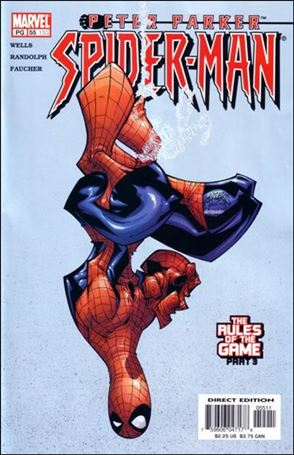 Peter Parker: Spider-Man 55-A