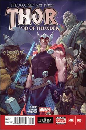 Thor: God of Thunder 15-A
