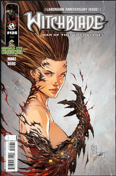 Witchblade 125-F by Top Cow