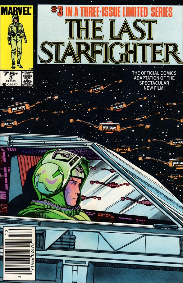 Last Starfighter 3-A by Marvel