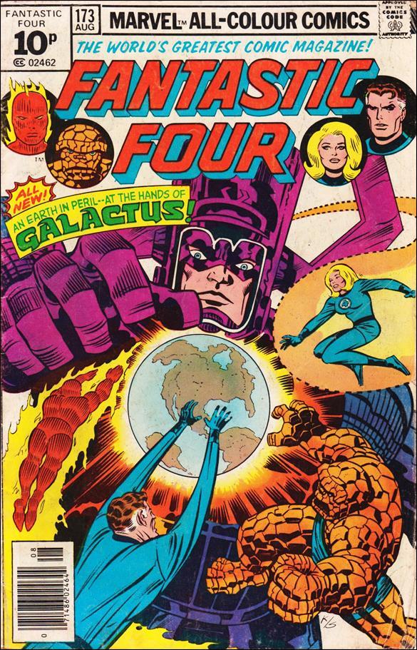 Fantastic Four (1961) 173-C by Marvel
