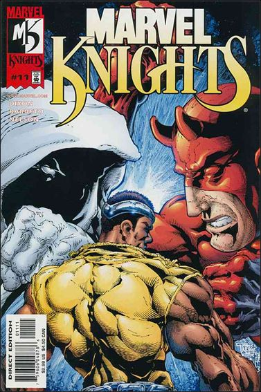 Marvel Knights (2000) 11-A by Marvel