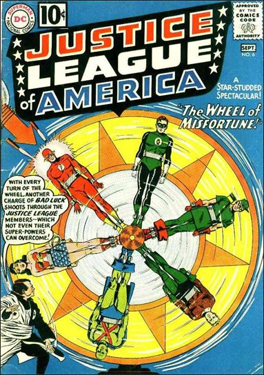 Justice League of America (1960) 6-A by DC