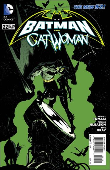 Batman and Robin (2011) 22-A by DC
